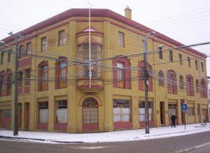 Museo Naval y Maritimo de Punta Arenas au Chili
