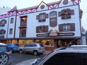 alería temática Historia Fueguina Ushuaia