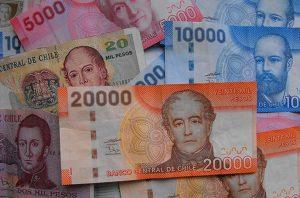 monnaie peso chilien