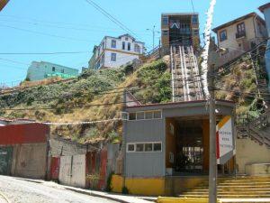 Ascensor Reina Victoria Valparaiso