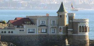 Castillo Wulff Viña del Mar Valparaiso