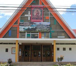 Catedral de Nuestra Señora de los Dolores Coyhaique