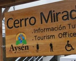 Cerro Mirador Puerto Aysén Chili