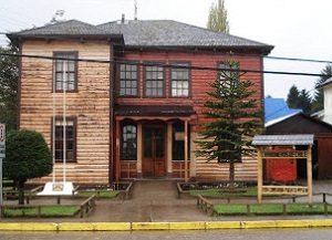 Comisaría de Carabineros Puerto Aysén Chili