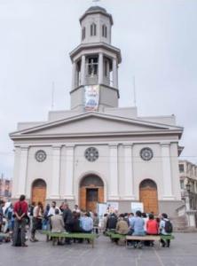 Iglesia de la Matriz Valparaiso au Chili