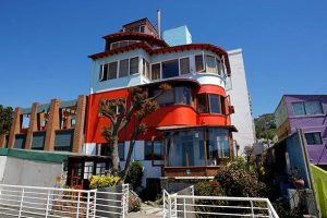 La Sebastiana Museo de Pablo Neruda Valparaíso