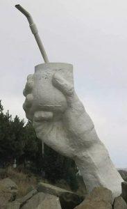 Monumento Al Mate Coyhaique