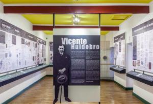 Museo Vicente Huidobro de Cartagena San Antonio Chili