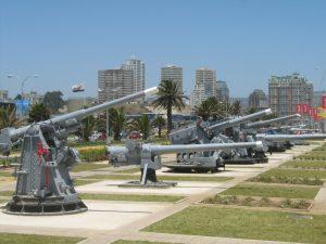 Museo de Cañones Navales Viña del Mar Valparaiso