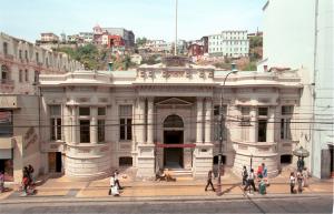 Museo de Historia Natural de Valparaíso