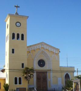 Parroquia Virgen Medianera Cartagena san Antonio Chile