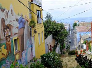 Paseo Gervasoni Valparaiso