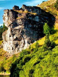 Piedra Del Indio coyhaique