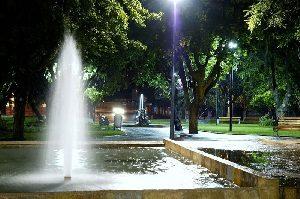Plaza de Armas Coyhaique