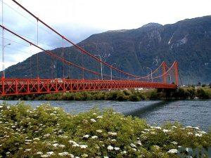Puente Presidente Ibáñez Puerto Aysén Chili