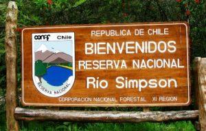 Reserva Nacional Rio Simpson Puerto Chacabuco Puerto Aysén