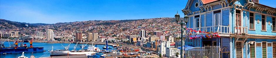 Préparer sa visite de Valparaiso