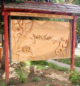 feria artesanal Coyhaique