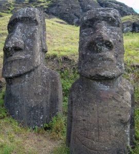 Moai Ko Kona He Roa