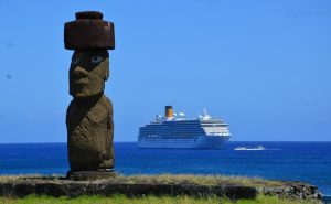 Visite Ahu Ko Te Riku île de Pâques