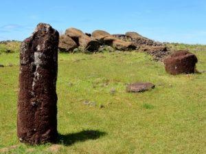 Ahu Vinapu Île de Pâques