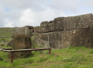 Ahu Tahira Île de Pâques