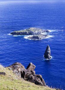 Ilots Motu Kau Kau- Motu Iti - Motu Nui Île de Pâques