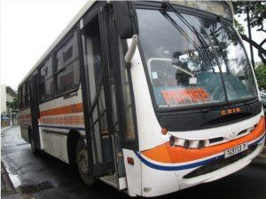 Les bus de Tahiti