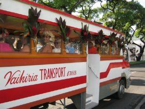 Les trucks de Tahiti