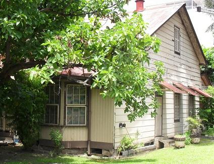 Maison de la Reine Marau à Papeete