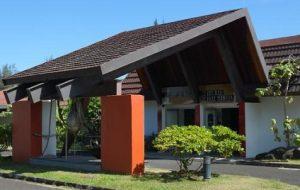 Musée de Tahiti et des Îles à Tahiti