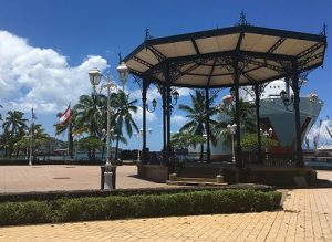 Place Vai'ete à Papeete