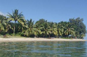 Plage de Rohotu à Tahiti
