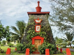 Tombeau du roi Pomare V à Papeete