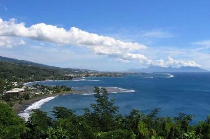 Belvédère du Tahara'a à Tahiti