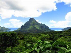 Le Belvedere de Moorea en Polynésie Française