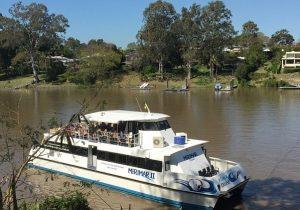 Croisière sur la rivière Brisbane et LonePine Koala Sanctuary à Brisbane en Australie
