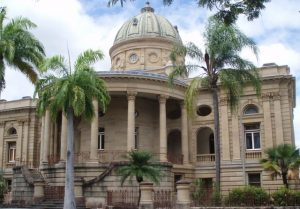 Customs House le bâtiment des Douanes à Brisbane en Australie