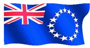 Drapeau des îles Cook