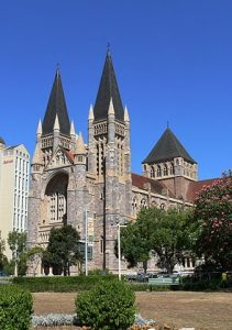 St John's Anglican Cathedral à Brisbane en Australie