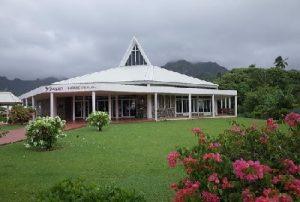 St Joseph's Cathedral Avarua Rarotonga Îles Cook