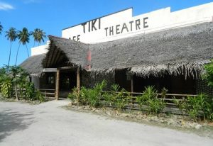 Le Tiki Village à Moorea