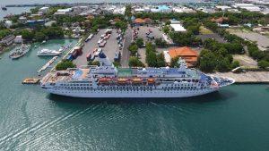 Croisière tour du monde Benoa le port de Bali