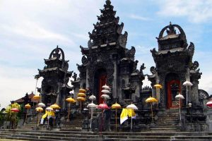 Croisière tour du monde Le Temple Pura Agung Jagatnatha de Bali