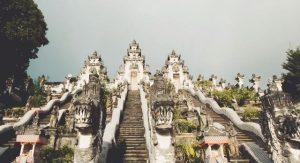 Croisière tour du monde LeTemple Pura Luhur Lempuyang à Bali