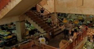 Croisière tour du monde Lemarché de Pasar Badung de Denpasar à Bali
