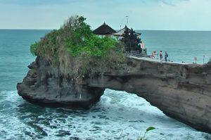 Croisière tour du monde Le temple Pura Batu Bolong à Bali