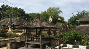 Croisière tour du monde Le temple Pura Luhur Uluwatu à Bali