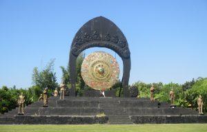 Croisière tour du monde Le village culturel Desa Budaya Kertalangu à Bali