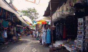 Croisière tour du monde Marché d'art d'Ubud à Bali